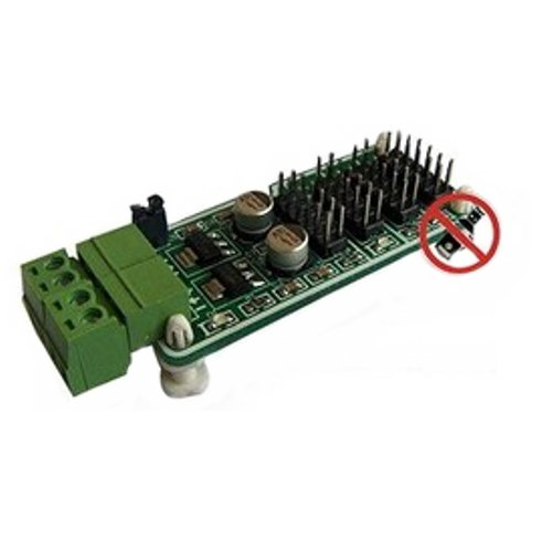 Mini power supply module for v and arduino