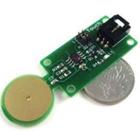 Touch Button Sensor Module -Arduino Compatible