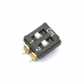 SMD DIP Switch - 2 Position