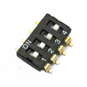 SMD DIP Switch - 4 Position