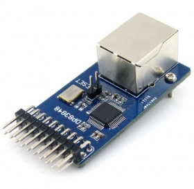 Mini DP83848 Ethernet Board