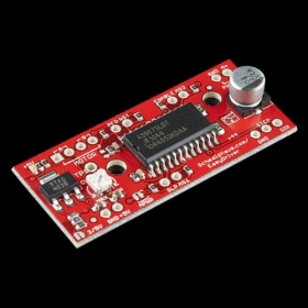 Stepper Motor EasyDriver Shield V4.4