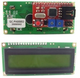 Serial LCD-1602 Shield -Arduino Compatible