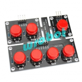 Wrobot Splittable Keypad Module