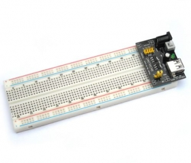 Adjustable Breadboard Power Supply Kits
