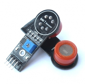 Wrobot Mini MQ3 Gas Sensor