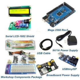Mega 2560 Rev3 New Version Starter Package Kits