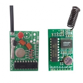 2KM Long Range RF Link Kits With Encoder And Decoder - 433Mhz