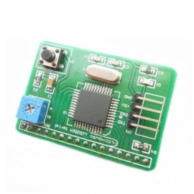 Serial LCD Controller Module Without LCD