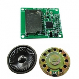 MP3 SD Card Sound Module With Trumpet Kit