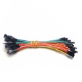 1 Pin Dual-female Jumper Wire--100mm 50pcs Pack