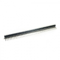 2.54mm Break Away Bended Male Headers--40Pins