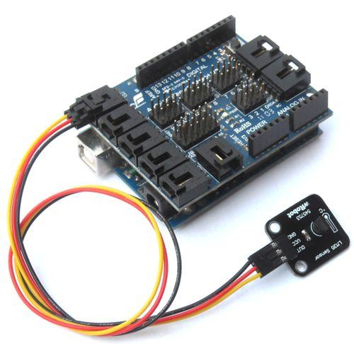 wrobot lm35 analog linear temperature sensor