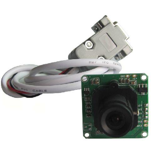 RS232 Serial Camera module - emartee.com