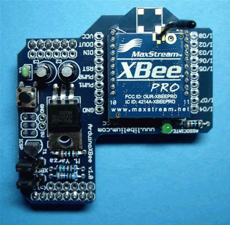 Xbee Shield V3 0 - emartee com