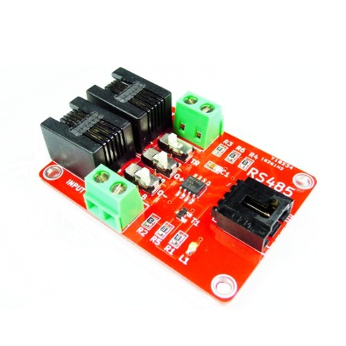 Rs module let your arduino talk with each other